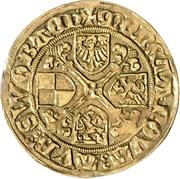 1 Goldgulden - Friedrich der Ältere und Sigismund (Schwabach) – revers