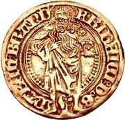 1 Goldgulden - Friedrich II der Ältere (Schwabach) – avers