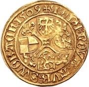 1 Goldgulden - Friedrich II. the Elder – revers