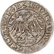 ½ Schilling - Friedrich IV. the elder – revers