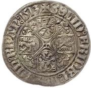 1 Schilling - Friedrich IV. the elder – avers