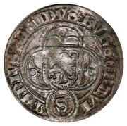 ½ schilling Friedrich IV. (Schwabach) – avers