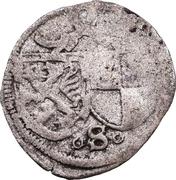 1 pfennig Friedrich Ⅱ – avers