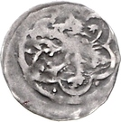 1 Pfennig - Friedrich V. – revers