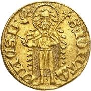 1 Goldgulden - Friedrich V. – revers