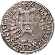 2 Kreuzer - Georg Friedrich von Ansbach – revers