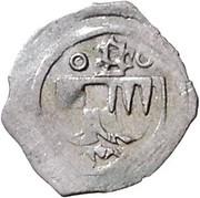1 Pfennig - Friedrich V. – avers