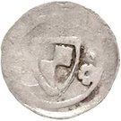 1 Pfennig - Johann III. and Friedrich VI. – avers