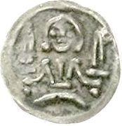 1 Obol - Otto IV. (Spandau) – avers