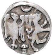 1 Denar - Albrecht III. – avers