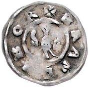 1 Denar - Albrecht III. – revers