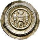 1 Brakteat - Otto II. (Salzwedel) – avers
