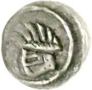1 Obol - Otto IV. (Spandau) – revers