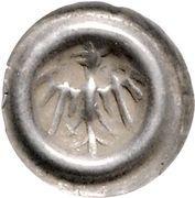 1 Hohlpfennig - Friedrich II. der Eiserne – avers
