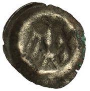 1 Hohlpfennig - Friedrich II., der Eiserne (Stendal) – avers