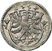 1 dreier Joachim II Hector – avers