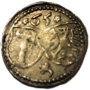 3 pfennig Joachim II Hector – avers