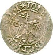 1 Halbgroschen - Johann Cicero (Frankfurt and der Oder) – avers