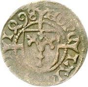 1 Halbgroschen - Johann Cicero (Frankfurt and der Oder) – revers