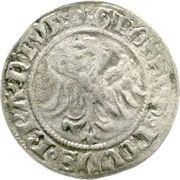 1 Groschen - Friedrich II. (Berlin) – revers