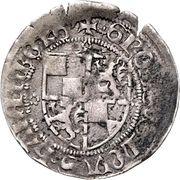 1 Groschen - Friedrich II. der Eiserne – avers