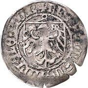 1 Groschen - Friedrich II. der Eiserne – revers