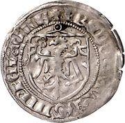 1 Groschen - Friedrich II. der Eiserne (Rathenow) – revers