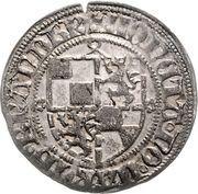 1 Groschen - Friedrich II. der Eiserne -  avers
