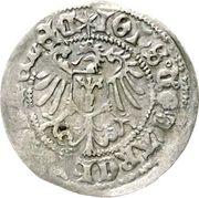 1 Groschen - Johann Cicero (Frankfurt an der Oder) – avers