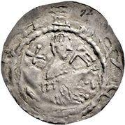 1 Pfennig - Przibislaw Heinrich – avers