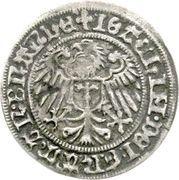 1 Groschen - Joachim I. (Berlin) – avers