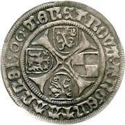 1 Groschen - Joachim I. (Berlin) – revers