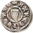 1 Denar - Otto IV. – avers