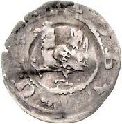 1 Pfennig - Johann V. der Erlauchte – revers