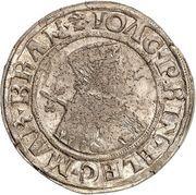 ¼ thaler Joachim I – avers