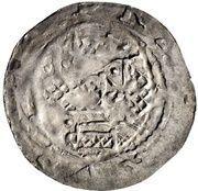 1 Pfennig - Przibislaw Heinrich – revers