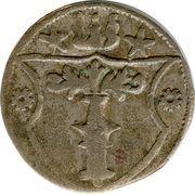 3 pfennig Joachim II Hector – revers