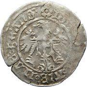 1 groschen Joachim I & Albrecht – avers