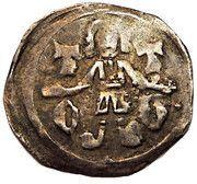 1 pfennig Otton IV – avers