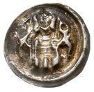 1 Brakteat - Otto II. – revers