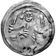 1 Denar - Otto IV. and Otto V. – avers