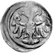 1 Denar - Otto IV. and Otto V. – revers