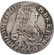 ⅓ thaler - Friedrich Wilhelm – avers