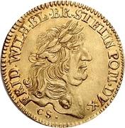 2 Ducat - Friedrich Wilhelm – avers