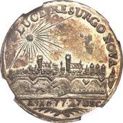 2 ducats - Friedrich Wilhelm – revers