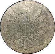 6 pfennig Friedrich III. – avers