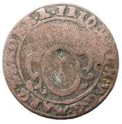 6 pfennig - Friedrich Wilhelm – avers