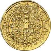 5 ducat Georg Wilhelm – revers