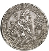 4 thaler Georg Wilhelm -  avers