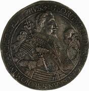 1 thaler Georg Wilhelm -  avers